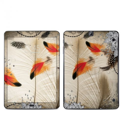 Feather Dance Galaxy Tab S2 9.7 Skin