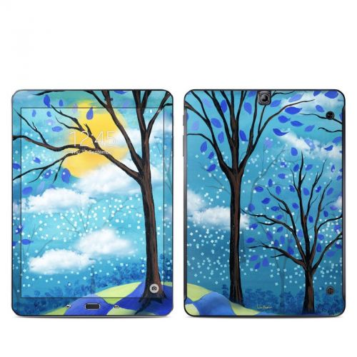 Moon Dance Magic Galaxy Tab S2 9.7 Skin