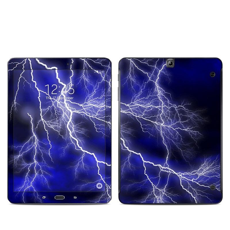 Apocalypse Blue Galaxy Tab S2 9.7 Skin
