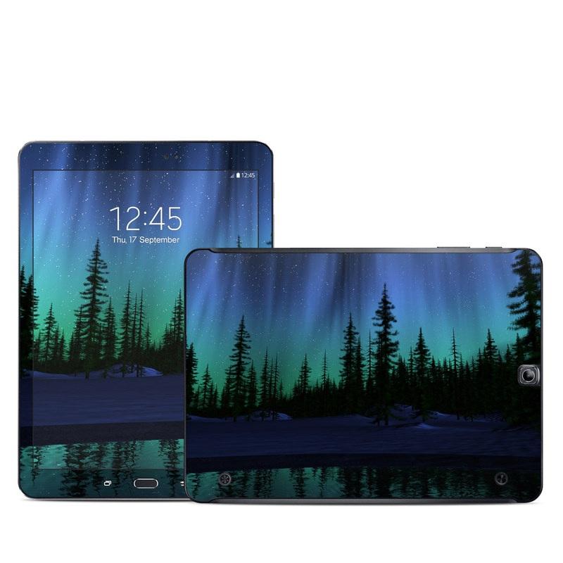 Aurora Galaxy Tab S2 9.7 Skin