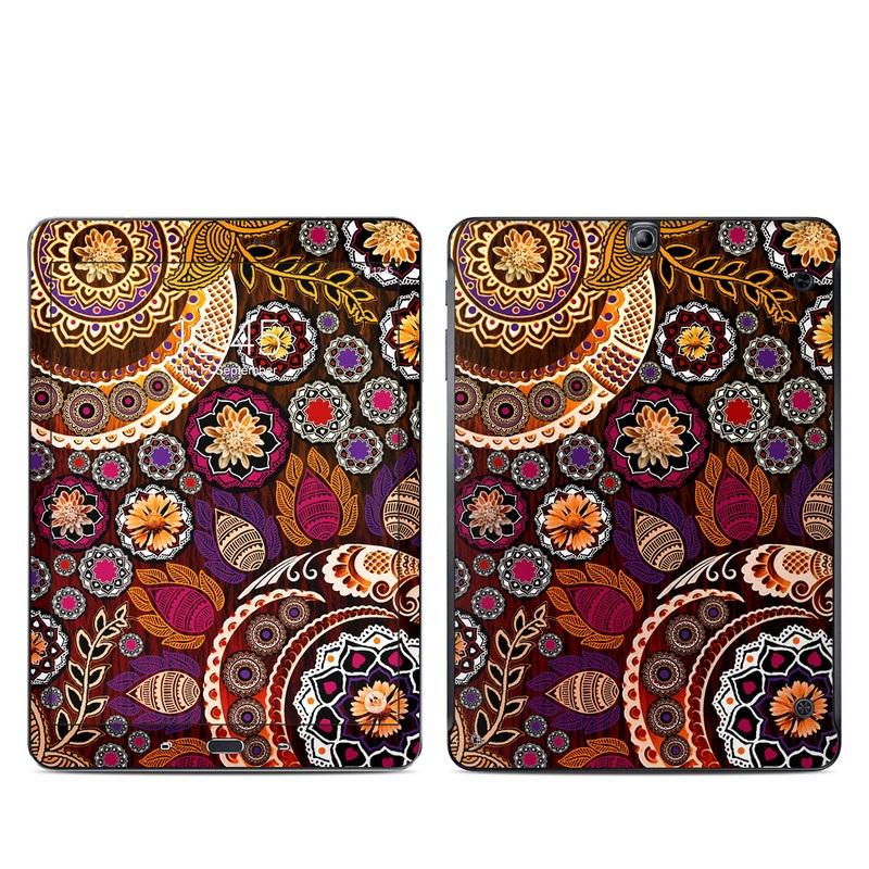 Autumn Mehndi Galaxy Tab S2 9.7 Skin