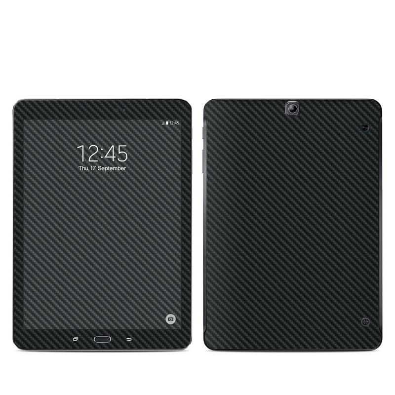 Carbon Fiber Galaxy Tab S2 9.7 Skin