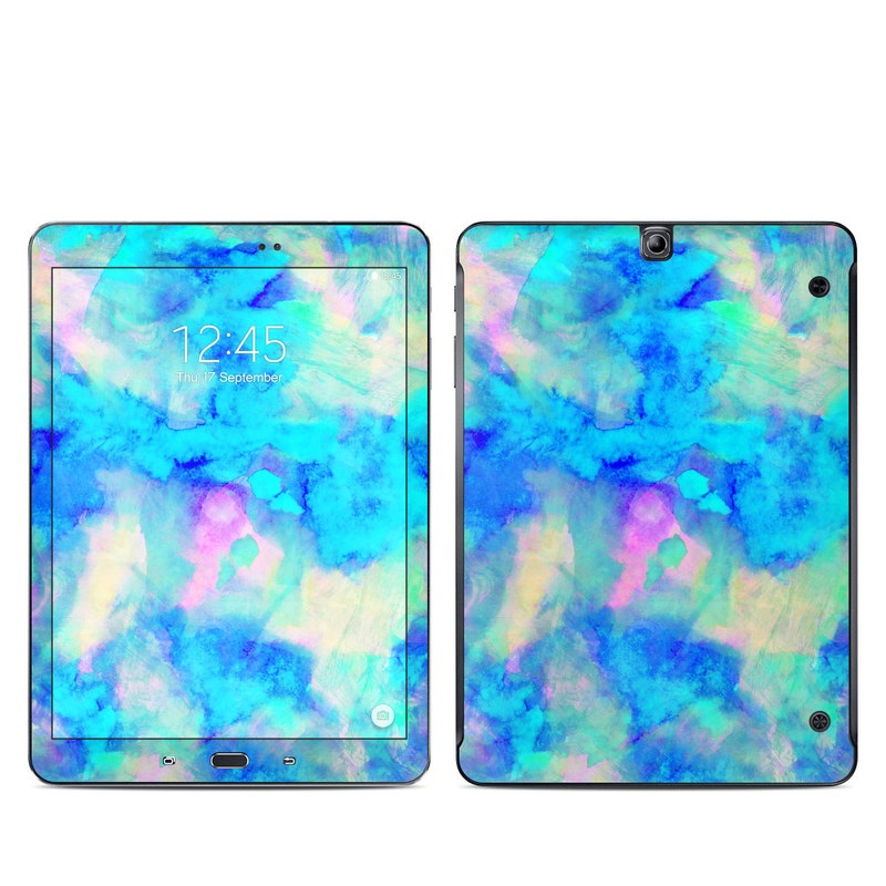 Electrify Ice Blue Galaxy Tab S2 9.7 Skin