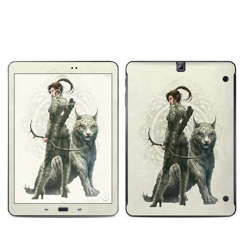 Half Elf Girl Galaxy Tab S2 9.7 Skin