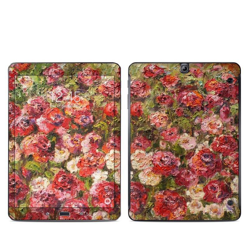 Fleurs Sauvages Galaxy Tab S2 9.7 Skin
