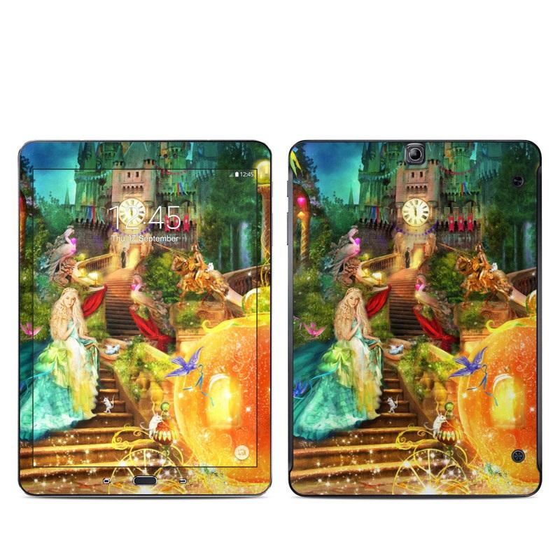 Midnight Fairytale Galaxy Tab S2 9.7 Skin
