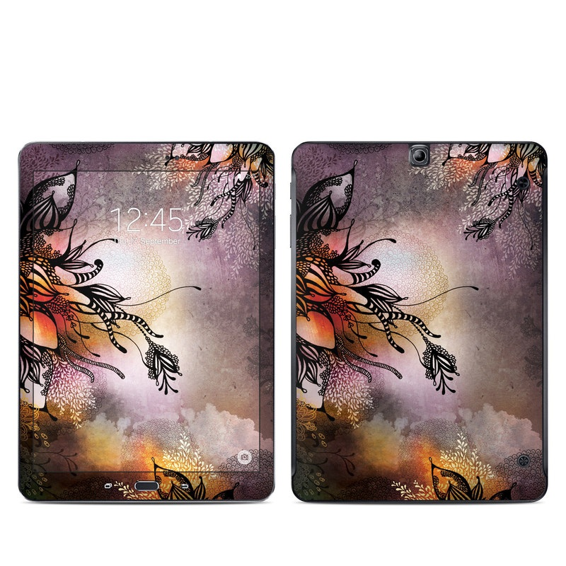Purple Rain Galaxy Tab S2 9.7 Skin