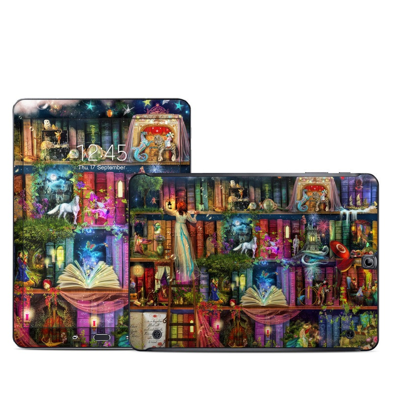Treasure Hunt Galaxy Tab S2 9.7 Skin