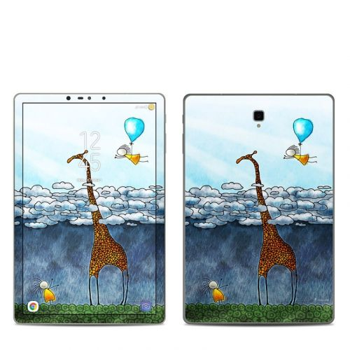 Above The Clouds Samsung Galaxy Tab S4 Skin