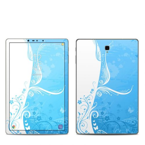 Blue Crush Samsung Galaxy Tab S4 Skin