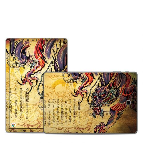 Dragon Legend Samsung Galaxy Tab S4 Skin