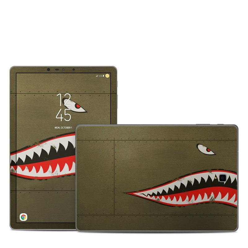 USAF Shark Samsung Galaxy Tab S4 Skin