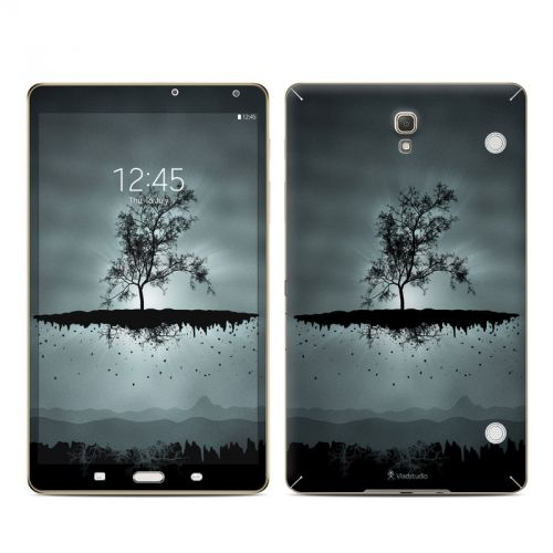 Flying Tree Black Galaxy Tab S 8.4 Skin