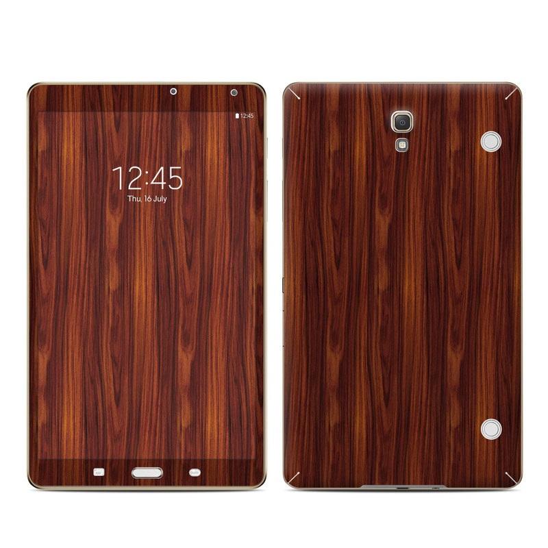 Dark Rosewood Galaxy Tab S 8.4 Skin