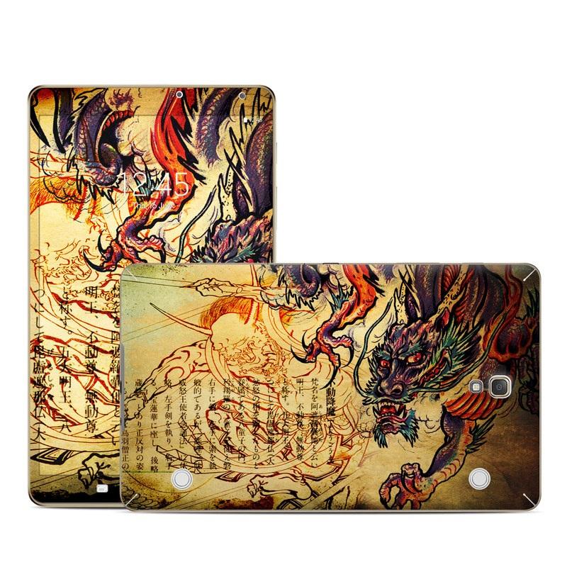 Dragon Legend Galaxy Tab S 8.4 Skin