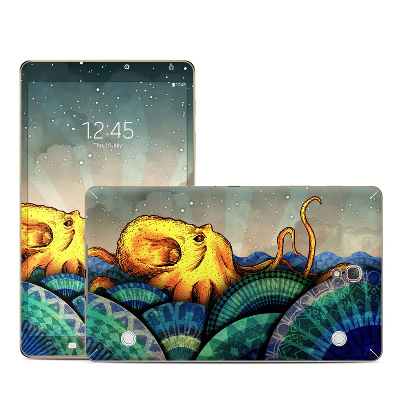 From the Deep Galaxy Tab S 8.4 Skin