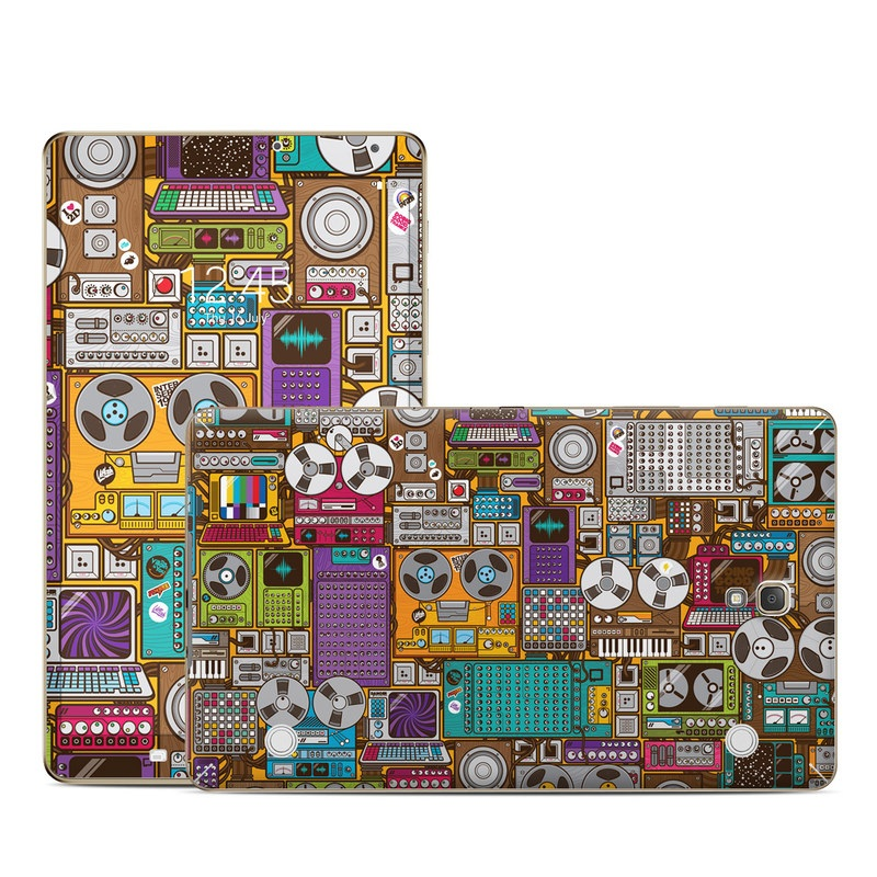 In My Pocket Galaxy Tab S 8.4 Skin