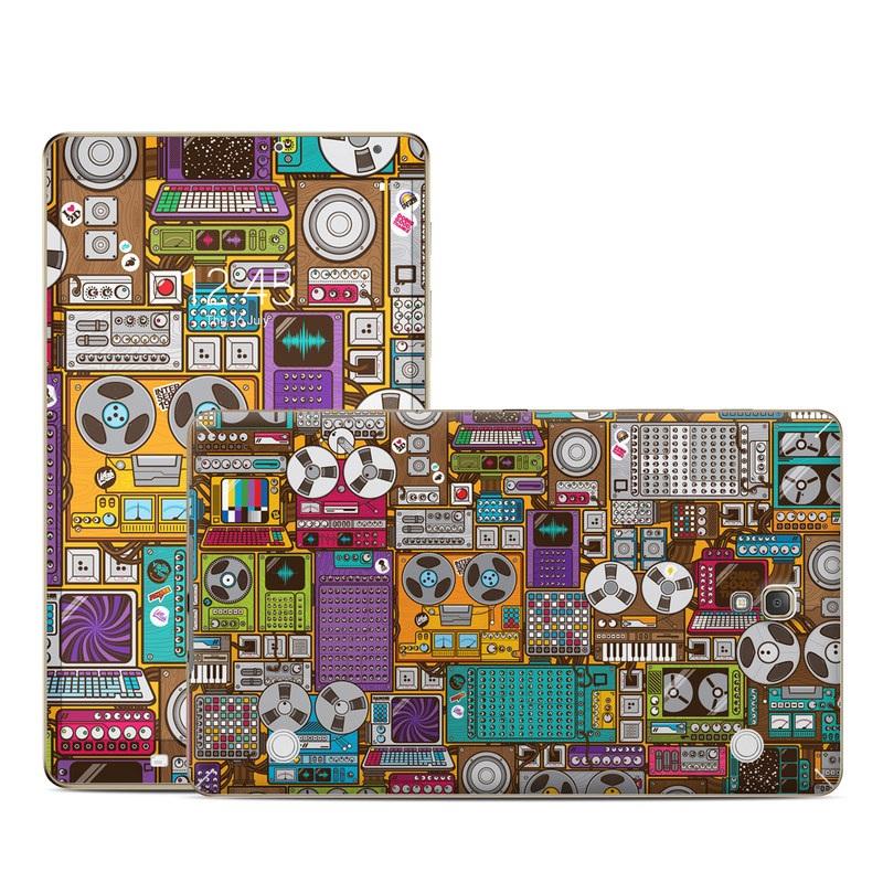 In My Pocket Galaxy Tab S 8.4 Skin