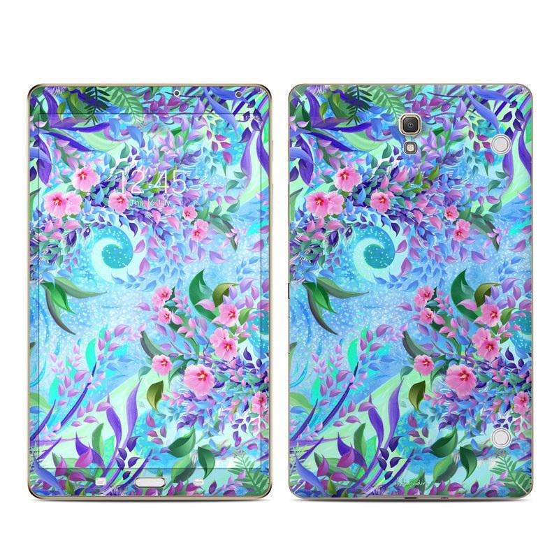 Lavender Flowers Galaxy Tab S 8.4 Skin