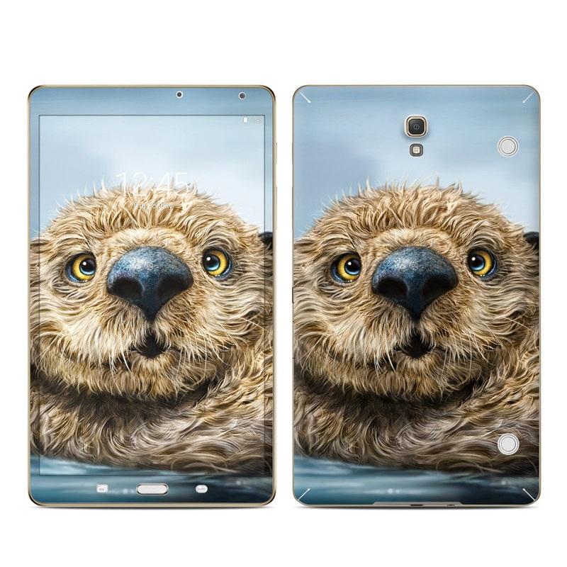 Otter Totem Galaxy Tab S 8.4 Skin