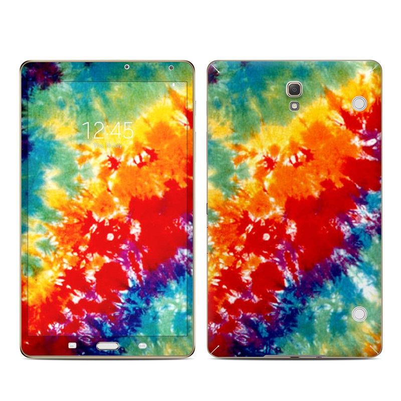 Tie Dyed Galaxy Tab S 8.4 Skin