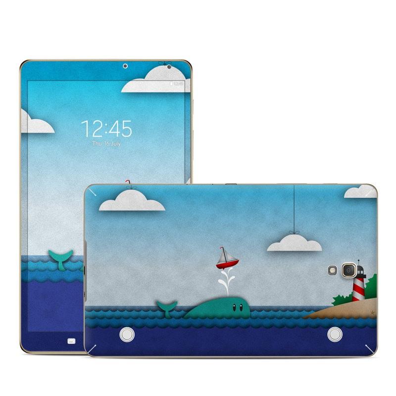 Whale Sail Galaxy Tab S 8.4 Skin
