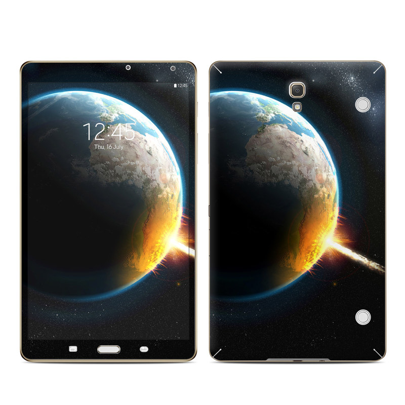 World Killer Galaxy Tab S 8.4 Skin