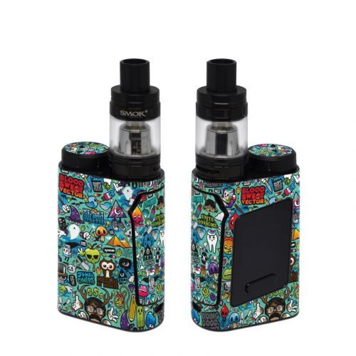 Jewel Thief SMOK AL85 Skin