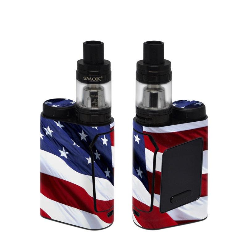 Patriotic SMOK AL85 Skin