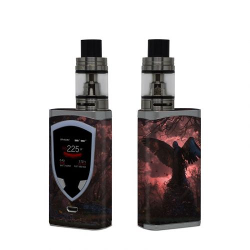 Black Angel SMOK ProColor Skin