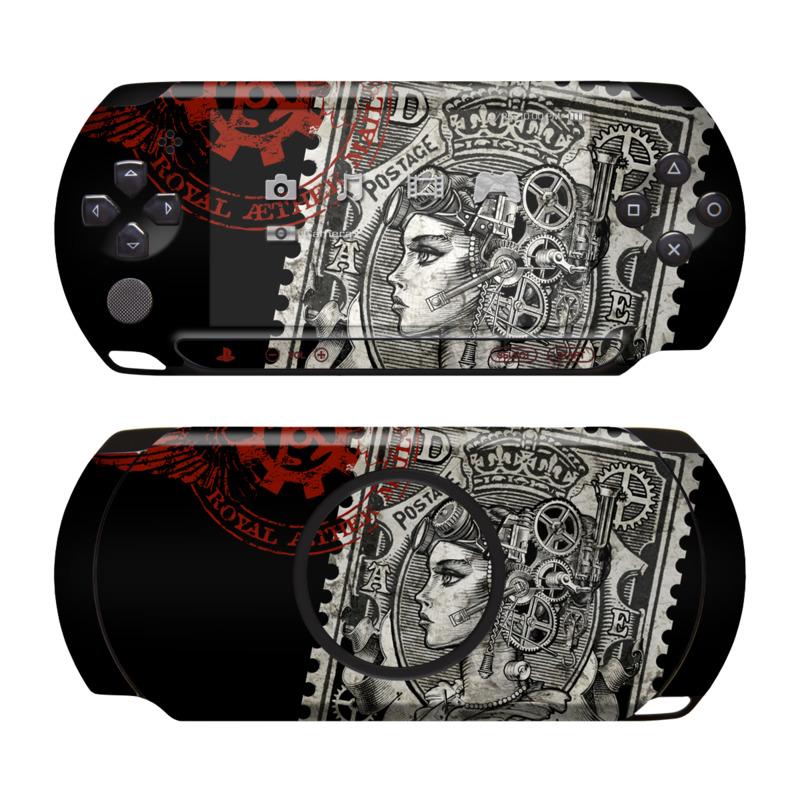 Black Penny PSP Street Skin