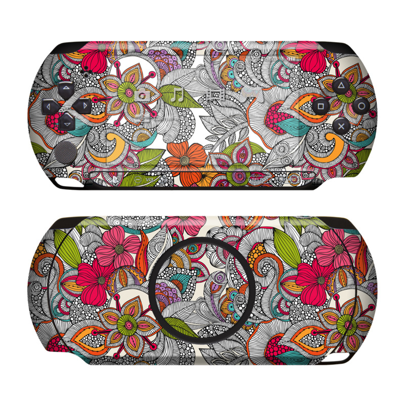 Doodles Color PSP Street Skin