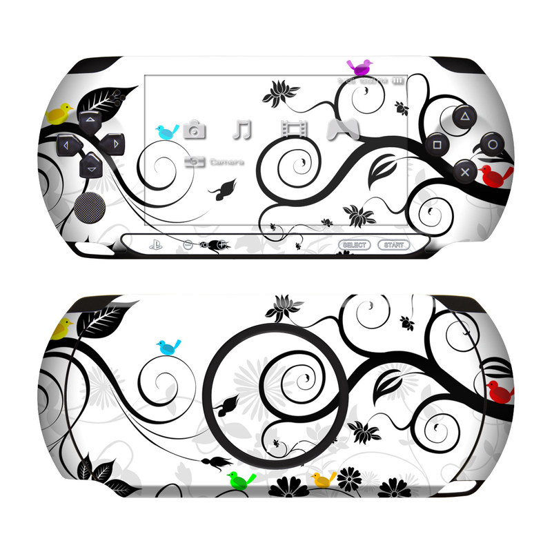 Tweet Light PSP Street Skin