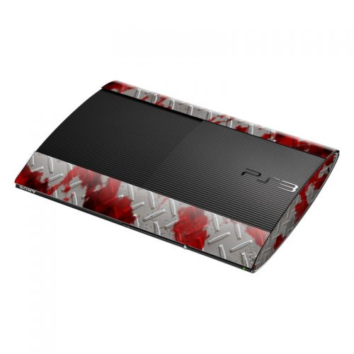 Accident PlayStation 3 Super Slim Skin