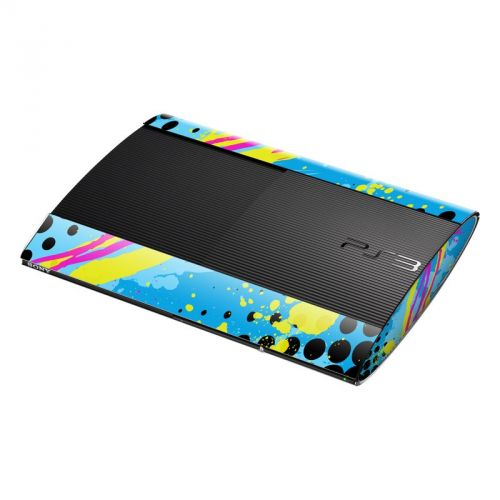 Acid PlayStation 3 Super Slim Skin