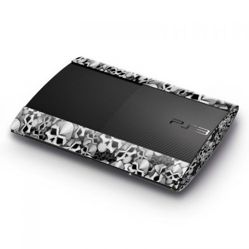 Bones Sony PlayStation 3 Super Slim Skin