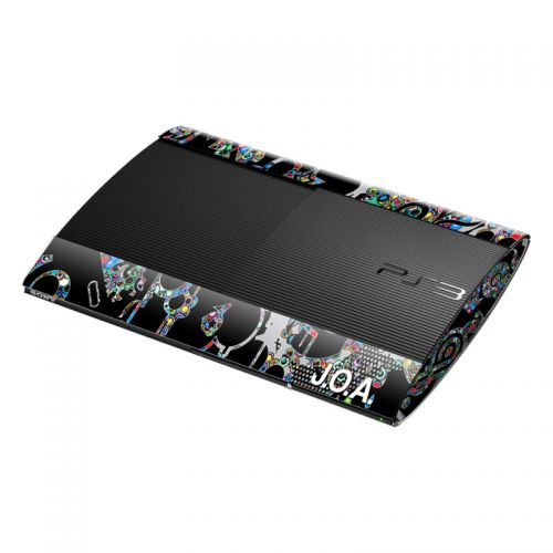 Circle Madness PlayStation 3 Super Slim Skin