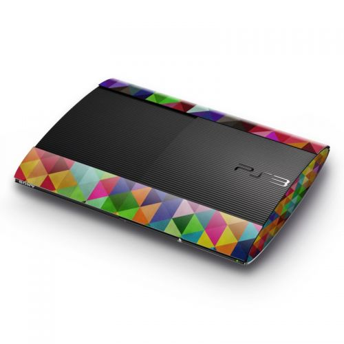 Connection PlayStation 3 Super Slim Skin