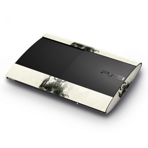 Dark Knight PlayStation 3 Super Slim Skin