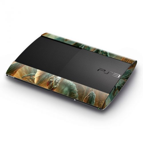 Dragon Mage Sony PlayStation 3 Super Slim Skin