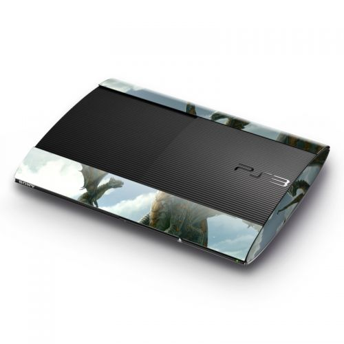 First Lesson PlayStation 3 Super Slim Skin