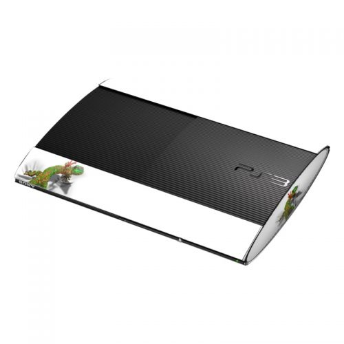 Gecko Sony PlayStation 3 Super Slim Skin