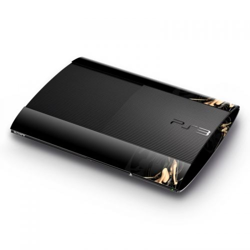Josei 2 Dark PlayStation 3 Super Slim Skin