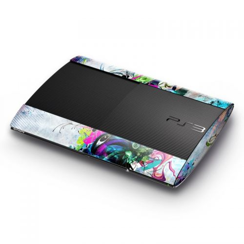 Streaming Eye PlayStation 3 Super Slim Skin