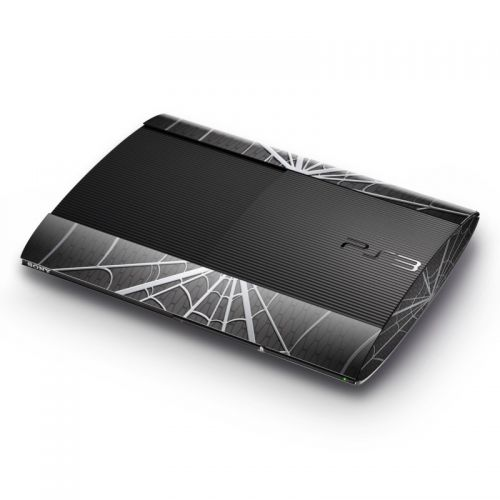 Webslinger Sony PlayStation 3 Super Slim Skin