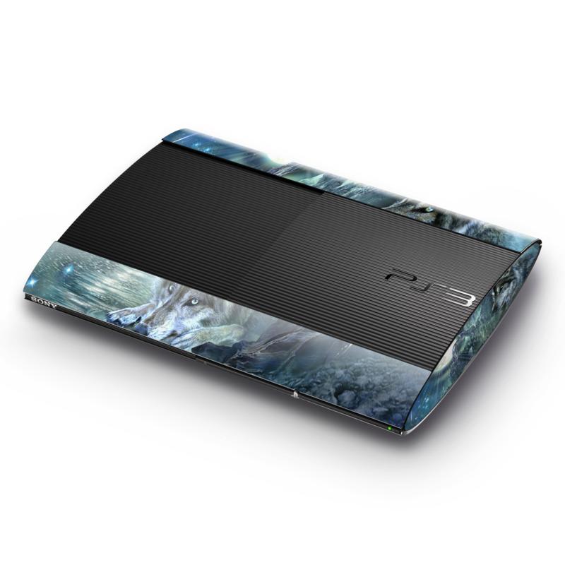 Bark At The Moon PlayStation 3 Super Slim Skin | iStyles