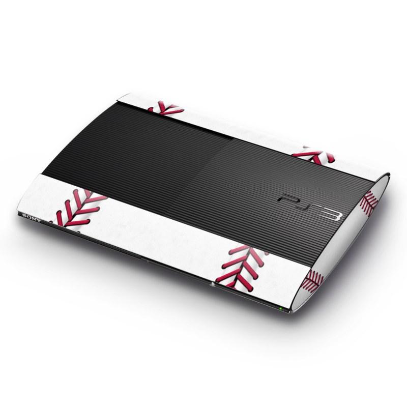 Baseball Sony PlayStation 3 Super Slim Skin - Covers Sony ...