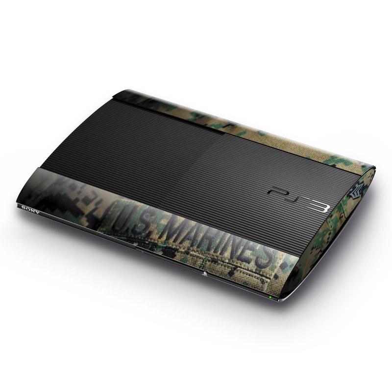Courage Sony PlayStation 3 Super Slim Skin