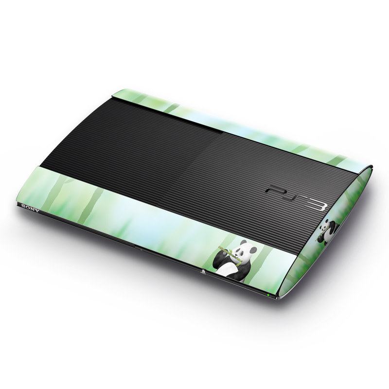 Panda PlayStation 3 Super Slim Skin