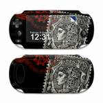 Black Penny Sony PS Vita Skin